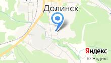 Станция юных натуралистов на карте