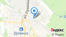 Сахалинэнерго, ПАО на карте