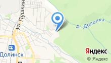 Сахалинский политехнический центр №4 на карте