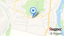 Астел на карте