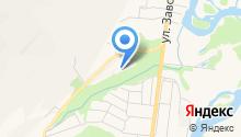 Школа-интернат №3 на карте