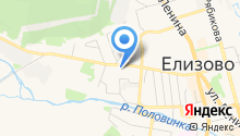 Следственный отдел по г. Елизово на карте