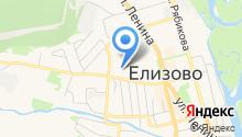 Средняя общеобразовательная школа №1 им. М.В. Ломоносова на карте