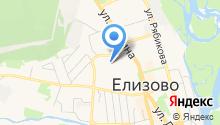 Елизовский районный суд Камчатского края на карте