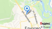 Елизовская районная стоматологическая поликлиника на карте