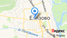Центр эстетической стоматологии и имплантации на карте