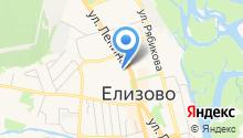 АМН на карте