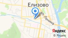 ЗОЛОТОЙ КЛЮЧИК на карте