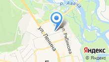 Школа №8 на карте