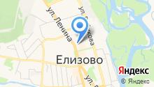 АМТО на карте