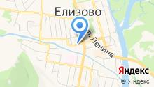 Елизовская детская музыкальная школа на карте