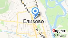 ЗАГС Елизовского района на карте