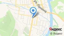 Теплопотери на карте