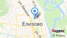 Таб-Экс на карте