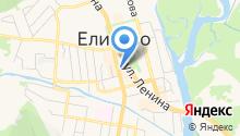 Орбита на карте