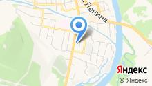 Вулканы Камчатки, КГБУ на карте