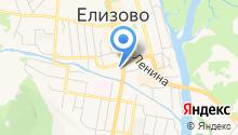 ОМВД России по Елизовскому району на карте