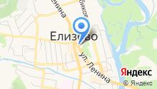Отдел Военного комиссариата Камчатского края по городу Елизово и Елизовскому району на карте