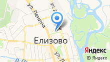 Золото Сибири на карте