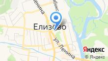 Елизовский районный краеведческий музей на карте