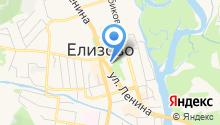 Центр детского творчества, МБОУ на карте