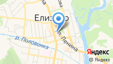 Элит Деко на карте