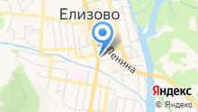 Адвокатский кабинет Самарина Г.В. на карте