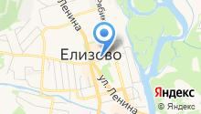 Центр занятости населения Елизовского района на карте