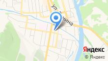 Елизовская средняя школа №2 на карте