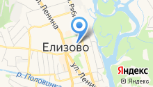 Управление Федеральной службы государственной регистрации, кадастра и картографии по Камчатскому краю на карте