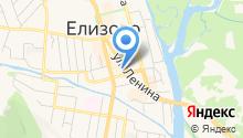 Московские окна на карте