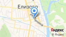 Нотариус Галицкая И.А. на карте