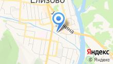 Елизовское многоотраслевое коммунальное хозяйство на карте