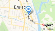 Банкомат, Газпромбанк на карте