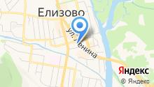Камчатский центр по выплате государственных и социальных пособий, КГКУ на карте