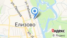 Елизовская средняя школа №7 им. О.Н. Мамченкова на карте