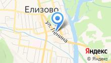 Администрация Елизовского муниципального района на карте