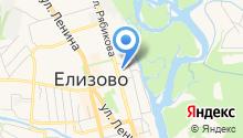 Кроноцкий государственный заповедник, ФГБУ на карте