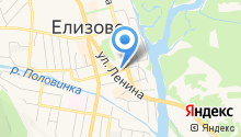 Елизовское районное общество охотников и рыболовов на карте