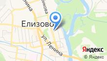 Камчатское строительно-монтажное управление №1 на карте