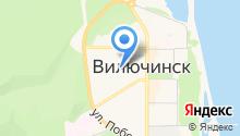 Средняя школа №9 на карте