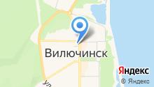 Банкомат, АКБ Муниципальный Камчатпрофитбанк на карте