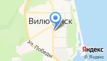 Redline на карте