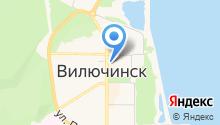 Никс на карте
