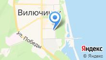 Краеведческий музей г. Вилючинска на карте