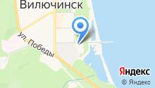 Отделение ГИБДД ОВД Вилючинского городского округа на карте