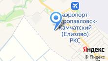 Дикоросы Камчатки на карте