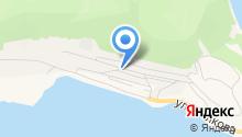 Симона на карте