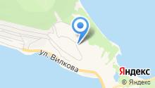 Омичка на карте