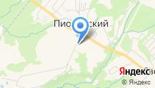 Камчатская санаторная школа-интернат на карте